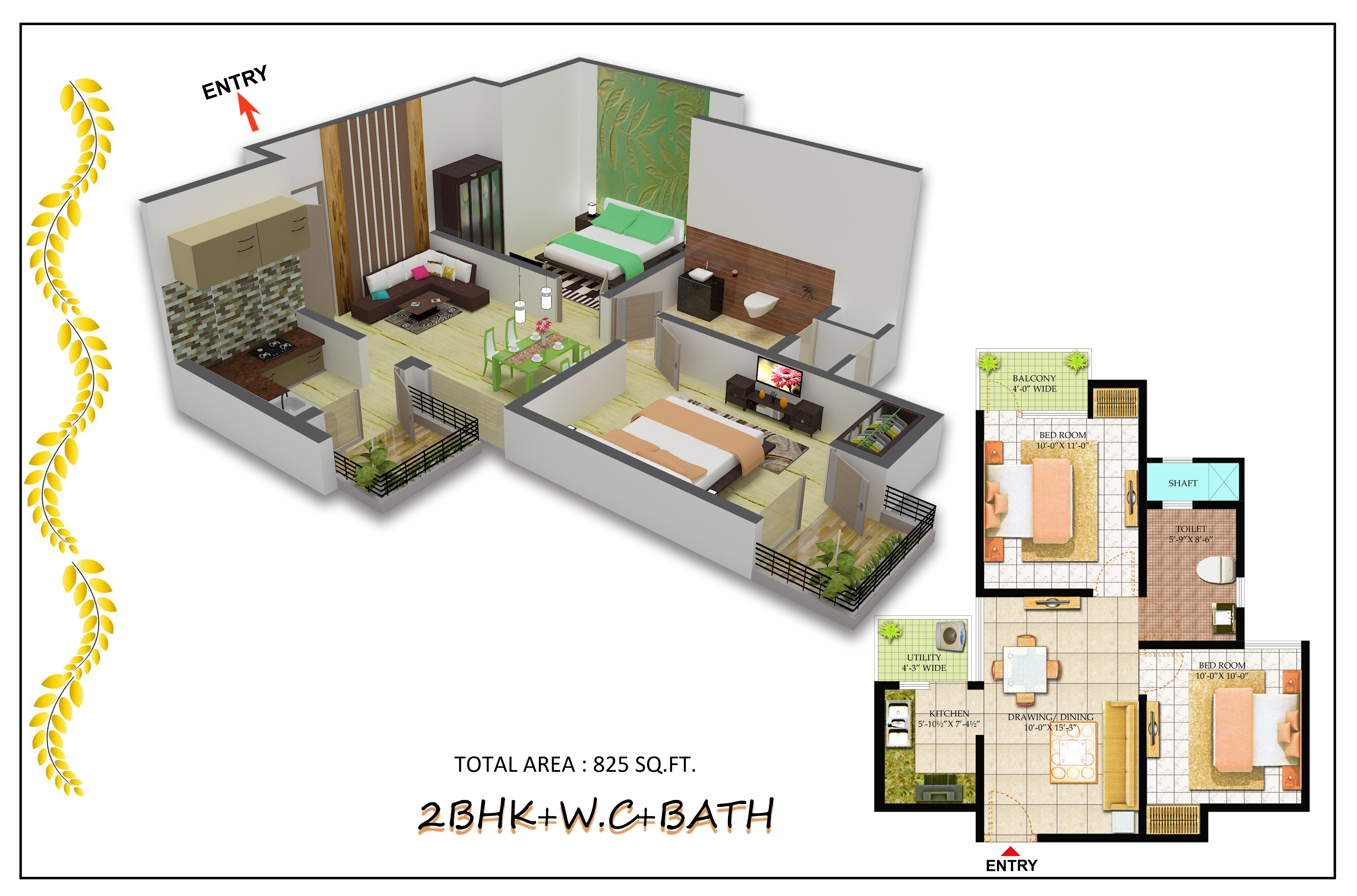 Bharat city ghaziabad 8800496203 bharat city phase 2 for City house plans